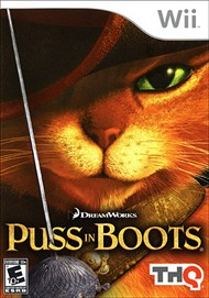 Rent Puss in Boots for Wii
