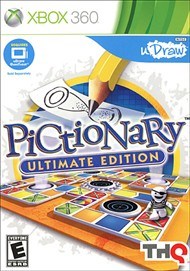 Rent Pictionary: Ultimate Edition - uDraw for Xbox 360