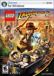 LEGO Indiana Jones 2:
