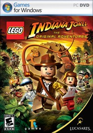 LEGO Indiana Jones: The Origina