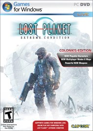 Lost Planet: Extreme Condition Colonie