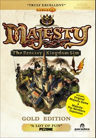 Majesty: The Fantasy Kingdom Sim Gold Edition