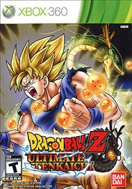 Rent Dragon Ball Z: Ultimate Tenkaichi for Xbox 360