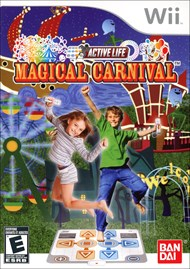 Rent Active Life: Magical Carnival for Wii