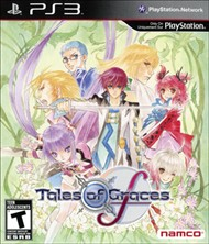 Rent Tales of Graces f for PS3