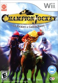 Rent Champion Jockey: G1 Jockey & Gallop Racer for Wii