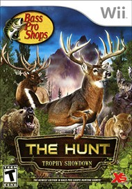 Rent Bass Pro Shops: The Hunt - Trophy Showdown for Wii