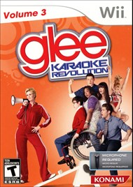 Rent Karaoke Revolution Glee: Volume 3 for Wii
