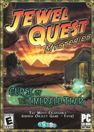 Download Jewel Quest Mysteries: Curse of the Emerald Tear for PC
