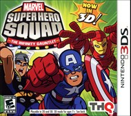 Rent Marvel Super Hero Squad: The Infinity Gauntlet for 3DS
