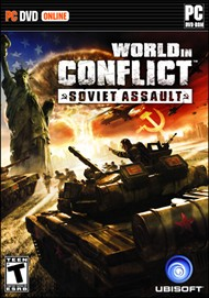 Download World in Conflict: Soviet Assault Expansion for PC