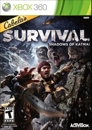 Rent Cabela's Survival: Shadows of Katmai for Xbox 360