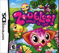 Rent Zoobles!: Spring to Life! for DS