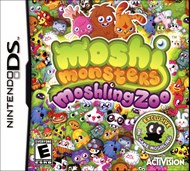Rent Moshi Monsters: Moshling Zoo for DS