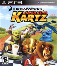 Rent Dreamworks Super Star Kartz for PS3