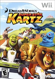 Rent Dreamworks Super Star Kartz for Wii