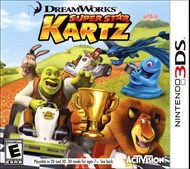 Rent Dreamworks Super Star Kartz for 3DS