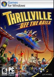 Download Thrillville: Off the Rails for PC