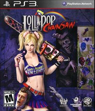 Rent Lollipop Chainsaw for PS3