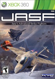 Rent Jane's Advanced Strike Fighters for Xbox 360
