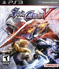 Rent SoulCalibur V for PS3