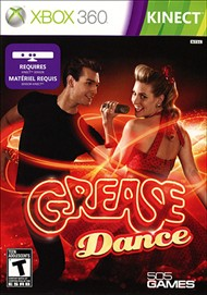 Rent Grease Dance for Xbox 360