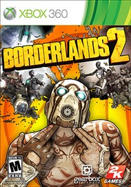 Rent Borderlands 2 for Xbox 360