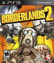 Rent Borderlands 2 for PS3