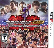 Rent Tekken 3D Prime Edition for 3DS