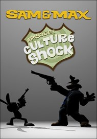 Sam & Max Season 1 Episode 101: Culture Shock
