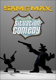 Sam & Max Season 1 Episode 102: Situation: Comedy