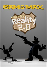 Sam & Max Season 1 Episode 105: Reality 2.0