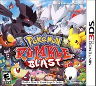 Rent Pokemon Rumble Blast for 3DS