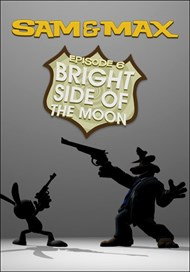 Sam & Max Season 1 Episode 106: Bright Side of the Moon