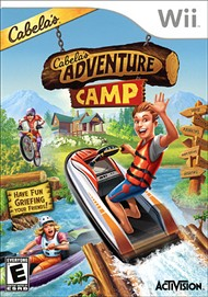 Rent Cabela's Adventure Camp for Wii