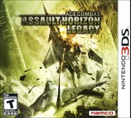 Rent Ace Combat Assault Horizon Legacy for 3DS