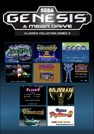 SEGA Genesis & Mega Drive Classics Collection Series 3