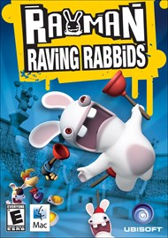 Rayman Raving Rab