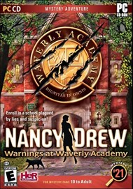 Nancy Drew: #21 Warnings at Waverly Academy