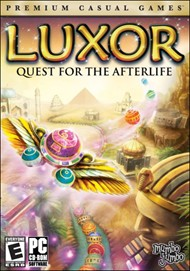 Download Luxor Quest for the Afterlife for PC