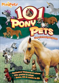 PlayPets: 101 Pony Pets