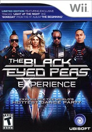 Rent Black Eyed Peas Experience for Wii