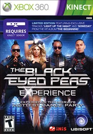 Rent Black Eyed Peas Experience for Xbox 360