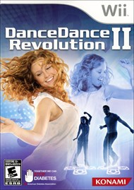 Rent Dance Dance Revolution II for Wii