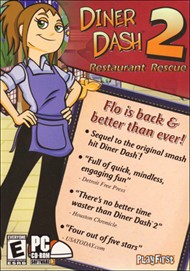 Download Diner Dash 2: Restaurant Rescue for PC