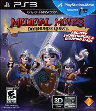 Rent Medieval Moves: Deadmund's Quest for PS3