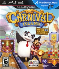 Rent Carnival Island for PS3