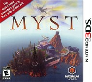 Rent Myst 3DS for 3DS