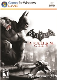 Download Batman: Arkham City for PC