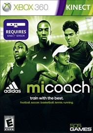 Rent Adidas miCoach for Xbox 360